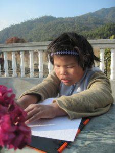 Ash Maya Gurung