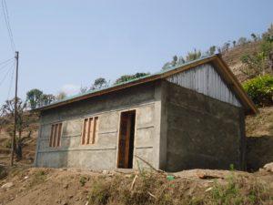 Debraj's new home
